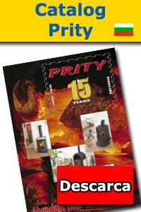 Catalog Prity Bulgaria